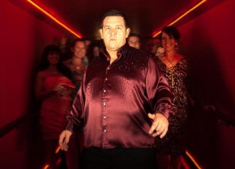 """Nick Frost in """"Cuban Fury"""" eOne Entertainment"""