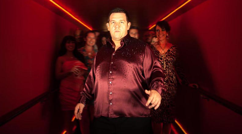 "Nick Frost in ""Cuban Fury"" eOne Entertainment"