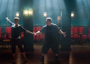 """Olivia Coleman, Nick Frost in """"Cuban Fury"""" eOne Entertainment"""