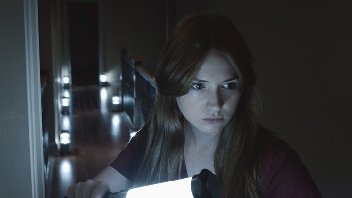 Karen Gillan in 'Oculus' (Relativity Media)