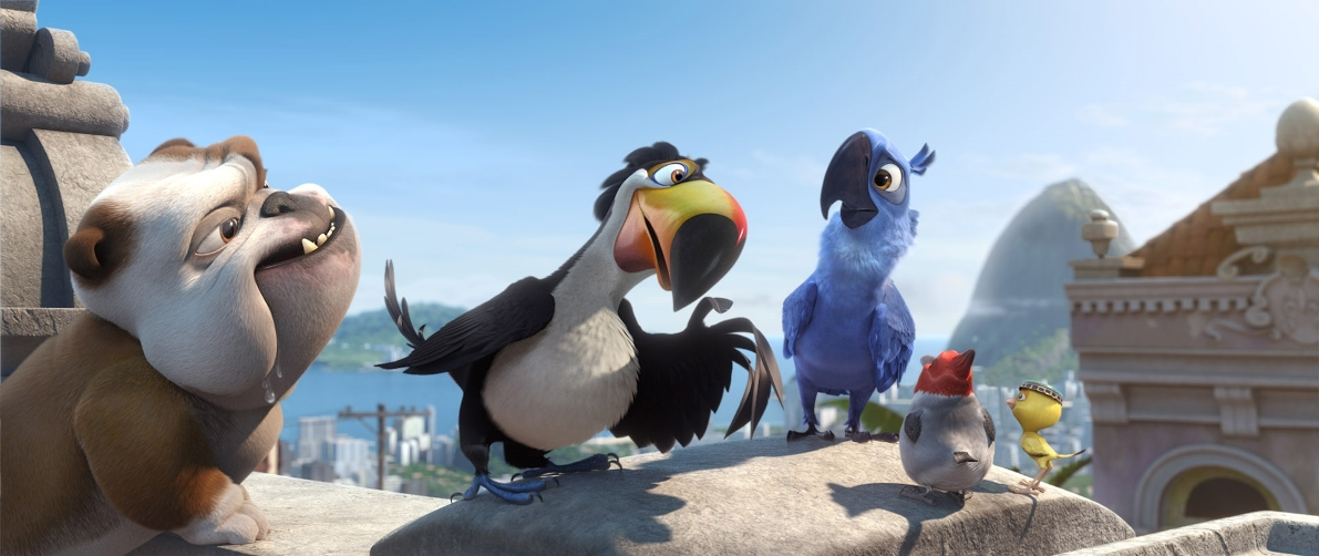"""Rio 2"" 20th Century Fox"