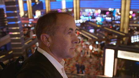 Michael Shermer - Executive director of the Skeptics Society and founding publisher of Skeptic magazine, who changed his position on climate change in 2006 Merchants of Doubt (2015) PHOTO: Sony Pictures Classics