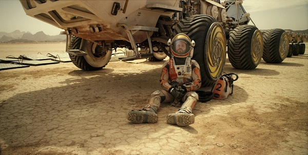 The Martian (2015) PHOTO: 20th Century Fox