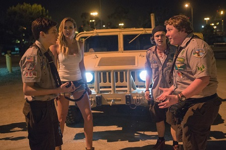 Scouts Guide to the Zombie Apocalypse (2015)