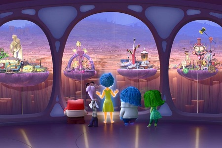 Inside Out (2015) PHOTO: Pixar / Disney