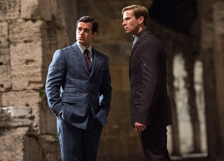 The Man from U.N.C.L.E. (2015) PHOTO: Warner Bros
