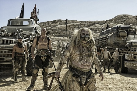 Mad Max: Fury Road (2015) PHOTO: Warner Bros
