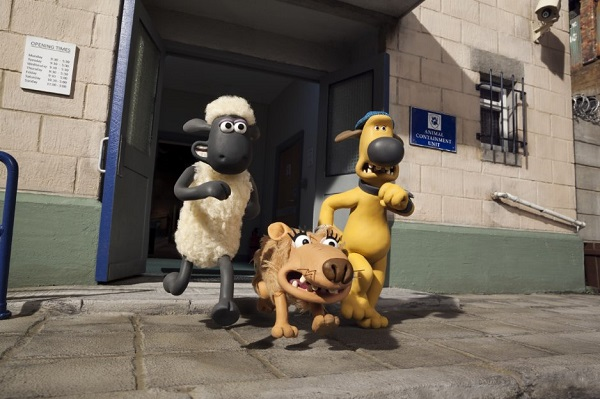 Shaun the Sheep Movie (2015) PHOTO: Lionsgate