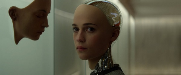 Ex Machina (2015) PHOTO: A24